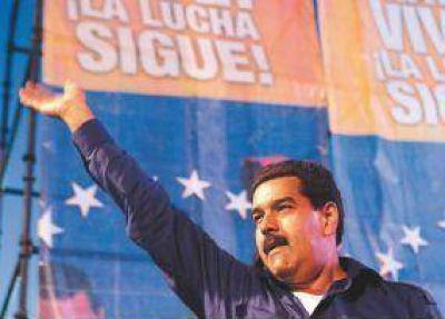 Maduro promete que investigar� la muerte de Ch�vez