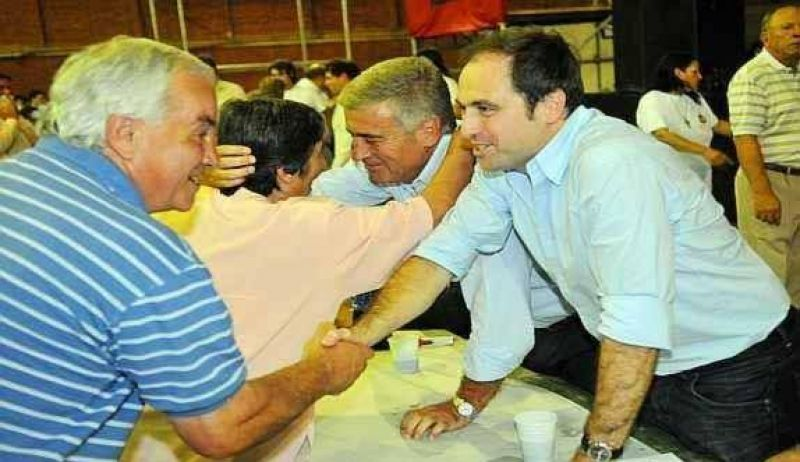 Negri le pidió a Mestre transparencia en los fondos