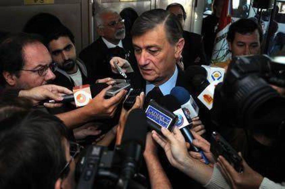 Binner criticó los neolemas y las candidaturas testimoniales