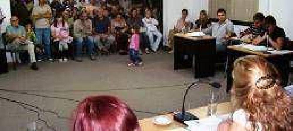 El Concejo de San Lorenzo rechazó el pedido de ampliación de una aceitera