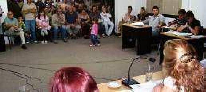 El Concejo de San Lorenzo rechaz� el pedido de ampliaci�n de una aceitera