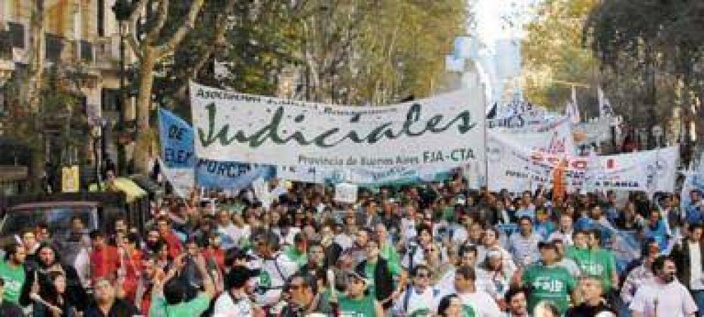 """Judiciales: """"Somos rehenes de una pelea partidaria"""" entre Nación y Provincia"""