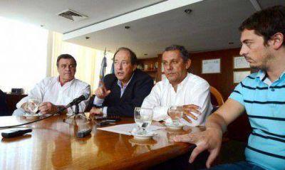 Quiroga y la UCR ya están en campaña