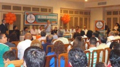 Desde Tucumán, trabajan por la candidatura presidencial de Scioli