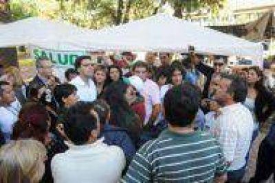 UPCP afirmó que el gobernador no dio respuestas precisas a los reclamos