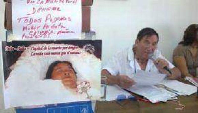 El ex diputado Villena acusa a Gentile de amenazarlo tras la muerte de su esposa