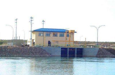 Anuncian la construcción de la planta de efluentes del Acueducto