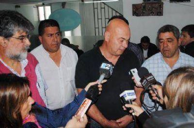 """""""No vamos a permitir que ningún sector se atreva a tomar el Puerto de rehén para solucionar sus conflictos"""""""
