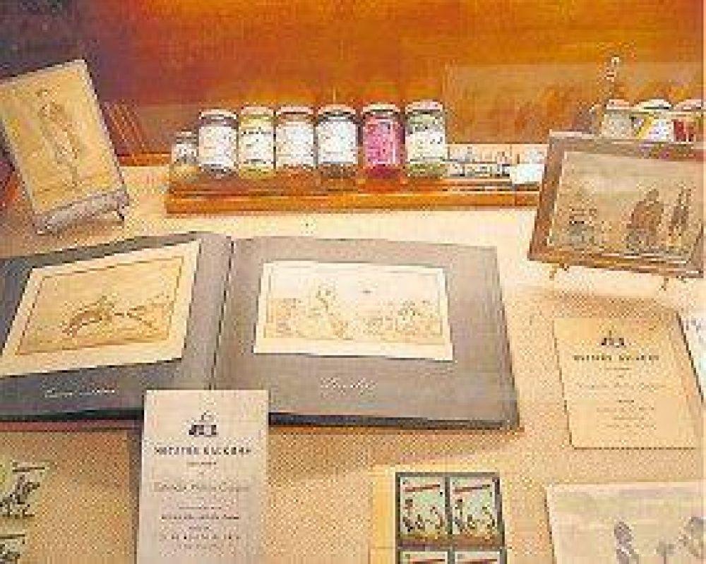 Abre el museo de Molina Campos en su entorno favorito