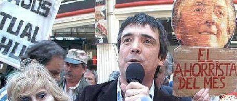 """Nito Artaza, candidato por Corrientes: """"Lamento que Scioli se preste a la argucia esta del kirchnerismo"""""""