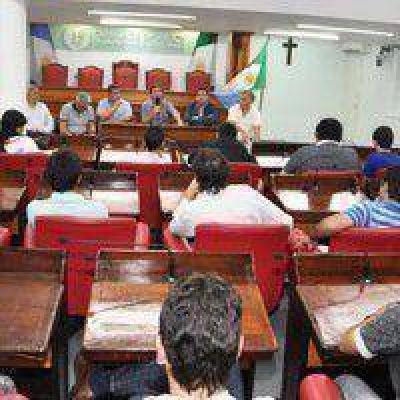 Amplio debate en la Legislatura sobre el boleto estudiantil gratuito