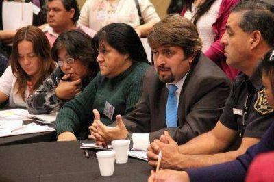 Se realizó la primera reunión del Foro Zonal de Seguridad