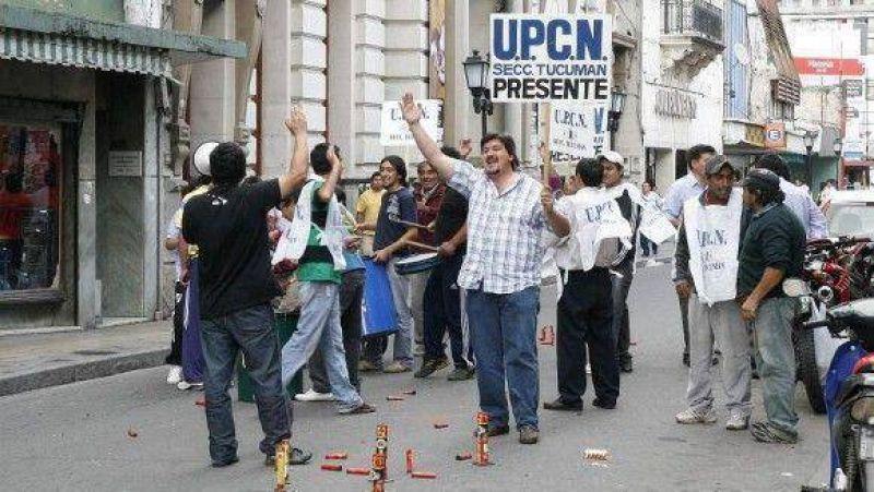 UPCN suspendió las protestas y ahora ATE y los municipales salen a la calle