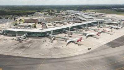 Con una inversi�n de $ 570 millones, inauguraron una nueva terminal en Ezeiza