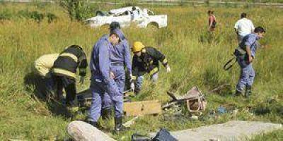 Grave accidente frente al Hipódromo: Dos muertos