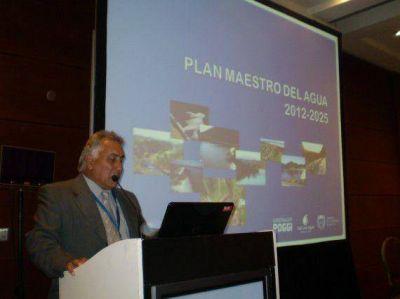 San Luis Agua expuso el Plan Maestro del Agua en la Water Week Latinoamérica