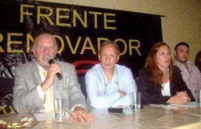 Reunión de la Mesa de Profesionales del Frente Renovador +a