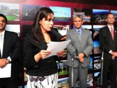 Celeste Sosa asumió como ministra de Turismo