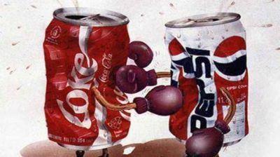 ¿PepsiCo más nutritiva que Coca-Cola ?