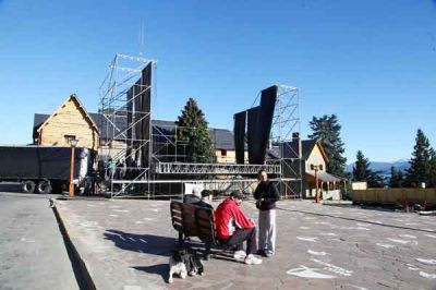 Con la barra gigante en Mitre comienza hoy la Fiesta Provincial del Chocolate