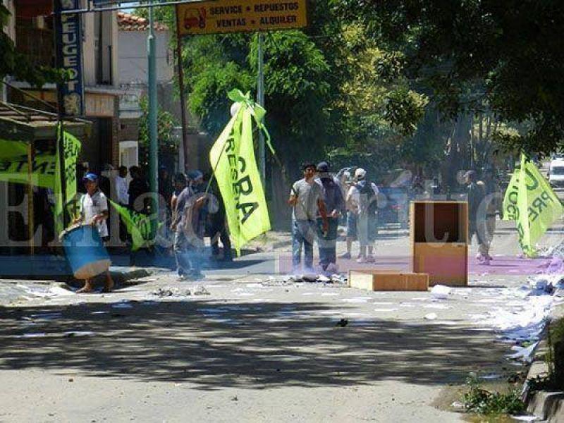 Una pelea entre gremios terminó con un sindicalista muerto