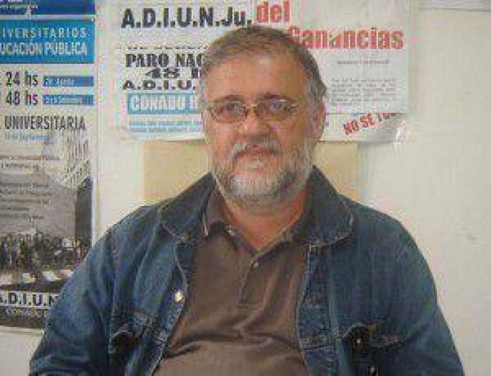 """Para Del Frari el gobierno tiene que """"cerrar con un ofrecimiento a enero y debe ser superior al 22%"""""""