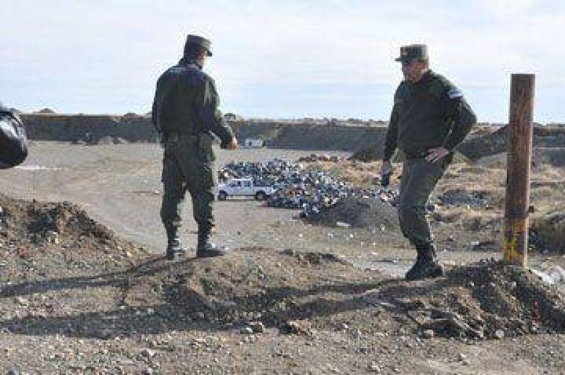 Finalizó medida de fuerza de municipales en Río Gallegos