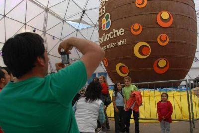 Bariloche muestra niveles de ocupación inéditos