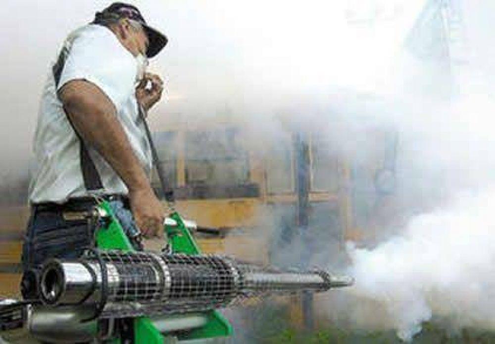 Confirman 426 casos autóctonos de dengue en la provincia