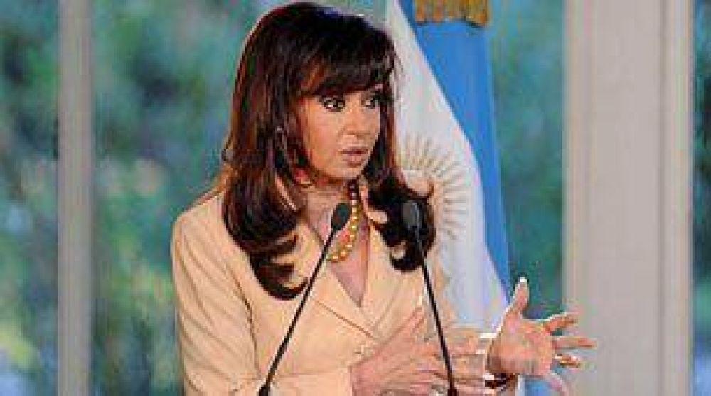 Hoy, Cristina Kirchner abrirá los discursos políticos en la Cumbre de las Américas