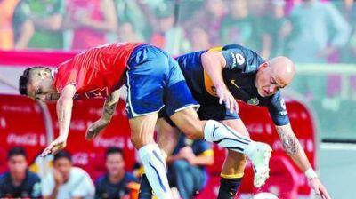 Independiente fue más que Boca, pero sólo sumó desencanto