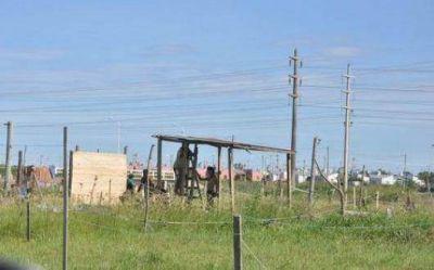 A 8 meses del inicio del asentamiento las familias continúan en la misma situación que el primer día