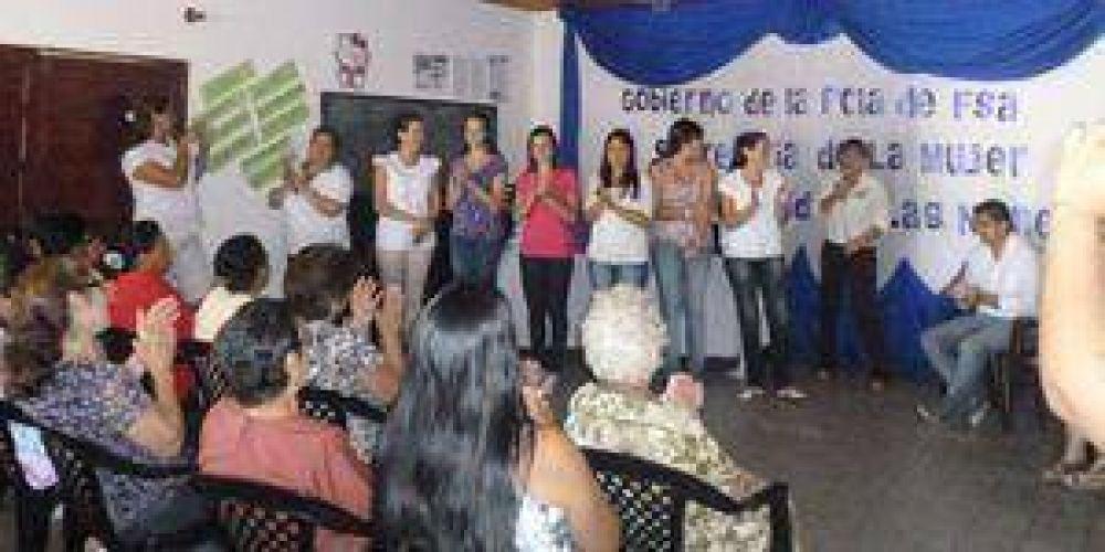 Activa participación sobre políticas de género