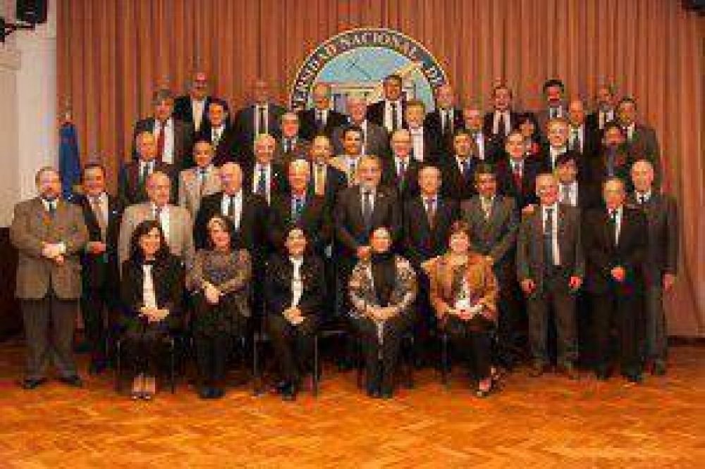 El CIN se reunió en Bahía Blanca y eligió nuevas autoridades