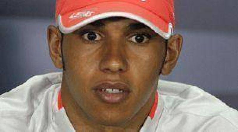 Lewis Hamilton fue el más rápido en China.