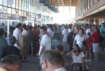 Unos 135 mil turistas pasaron por Tandil