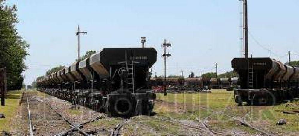 Trabajadores de Ferrosur vuelven a parar el jueves
