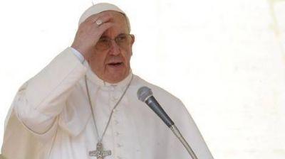 El Papa confirmó que viene al país a fin de año