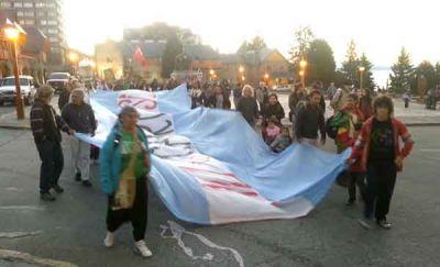 Nueva marcha en contra de la megaminería