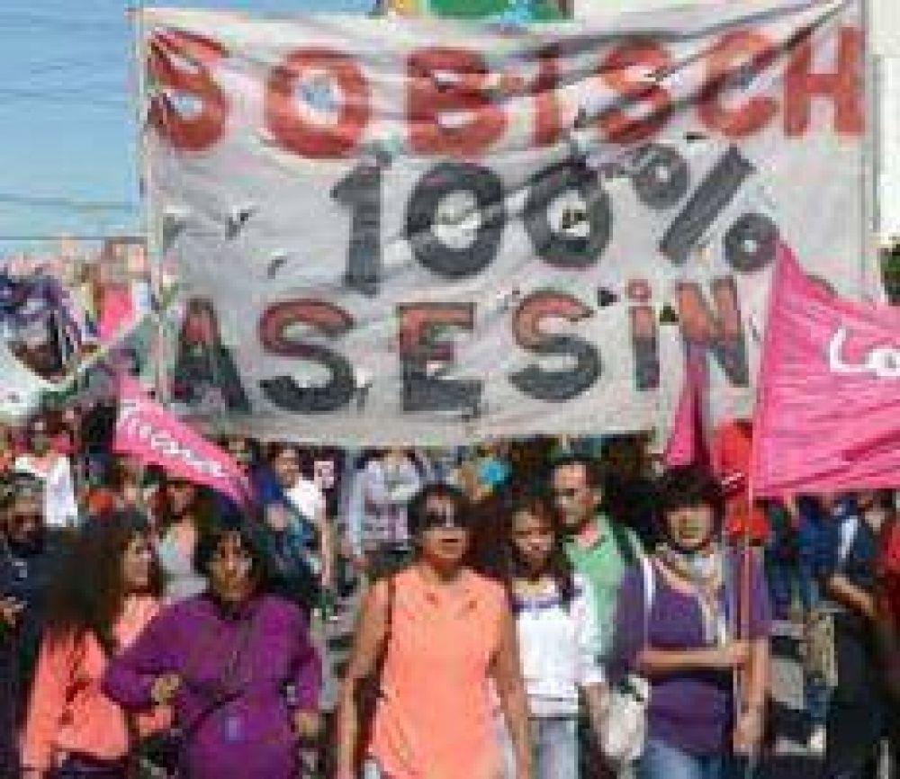 Marcha por Fuentealba en Neuquén