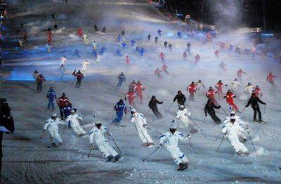 Ushuaia en lo más alto del ski internacional