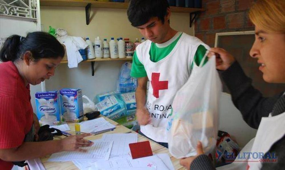 Más entidades se suman a la recolección de donaciones que se enviarán a La Plata