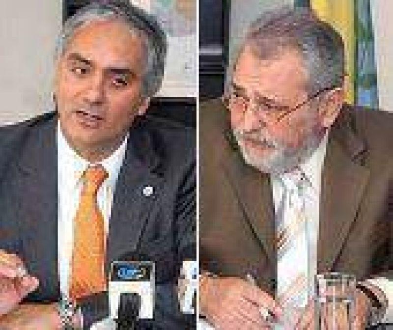 Scioli le solicitó la renuncia a Santiago Montoya y Perelmiter se pone al frente de Arba