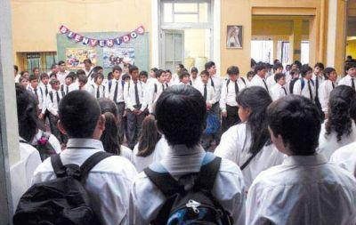 Insólito planteo de las escuelas privadas por recorte de subsidios