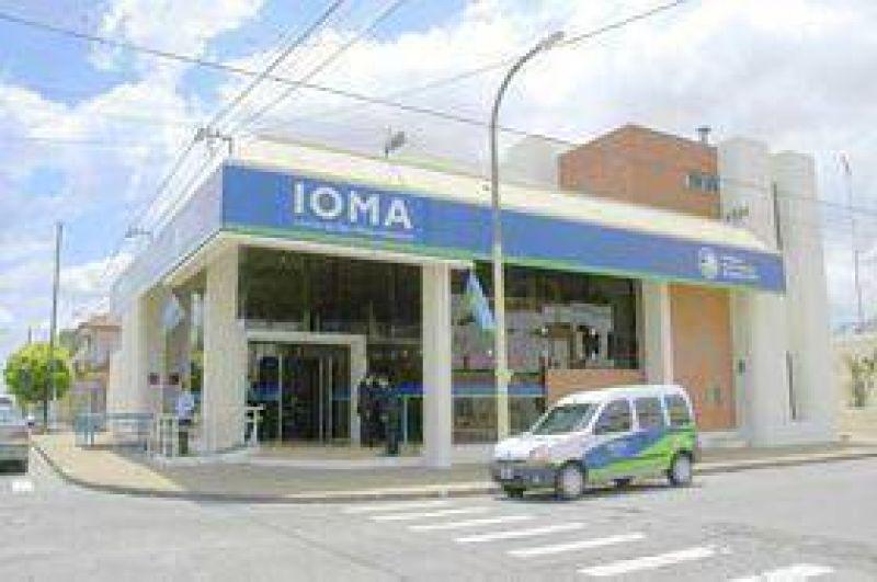 Las farmacias definen el lunes si contin�an atendiendo por IOMA