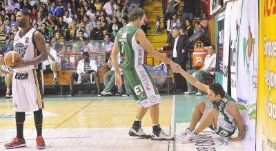 Liga Nacional: Atenas perdió ante Lanús y quedó eliminado