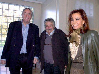 """Más dichos de Mujica sobre Kirchner: """"El tuerto era difícil y bastante baboso"""""""