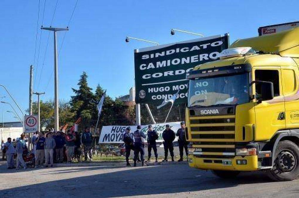 El lunes continúa la reunión conciliatoria por los bloqueos a los supermercados en Córdoba
