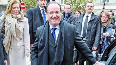 Los escándalos y la economía demuelen la imagen de Hollande