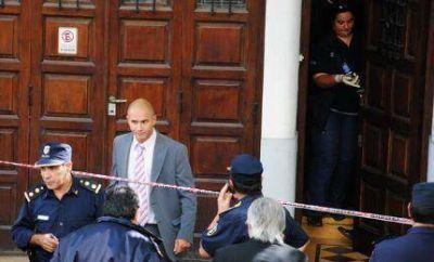Analizan huellas y llamadas por el crimen del abogado Tristán Antonio Ventimiglia